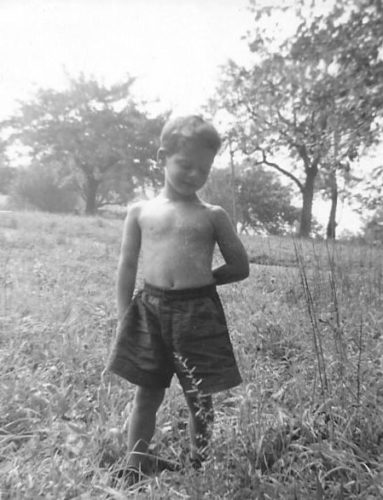 Figure 5N Billy Upstate New York, 1951
